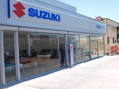 Instalacion comercial en Zamora